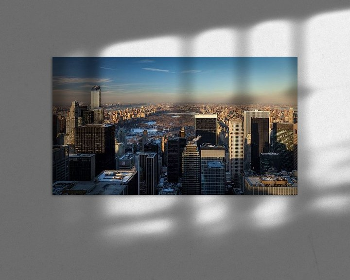Sfeerimpressie: Central Park - New York van Ivo de Bruijn
