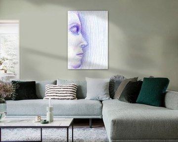 Face Forward 020511 van ART Eva Maria