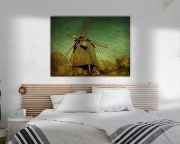 Rural encounter van Jan Pycke