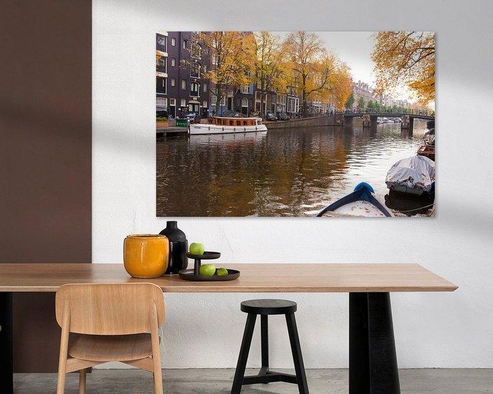 Sfeerimpressie: Amsterdam van Brian Morgan
