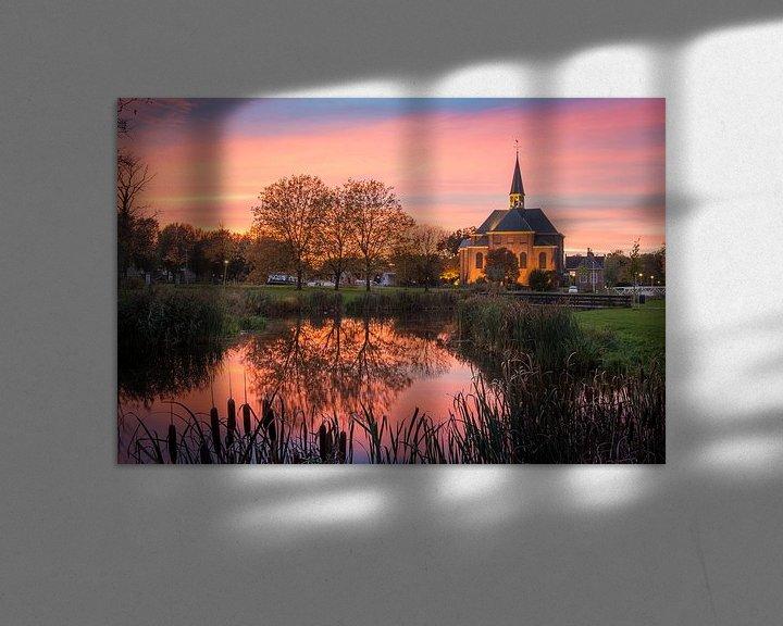 Beispiel: De kerk en de hemel von Rob IJsselstein