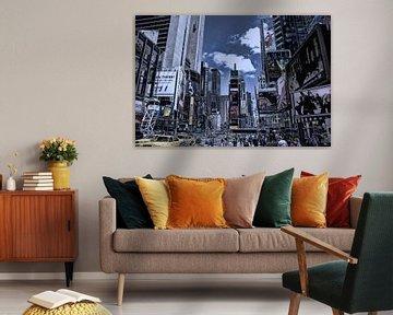 Times Square NYC von Joachim G. Pinkawa