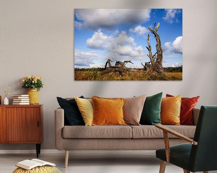 Sfeerimpressie: Dead tree van Elly Damen