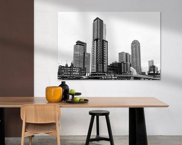 Sfeerimpressie: Rotterdam van Elly Damen