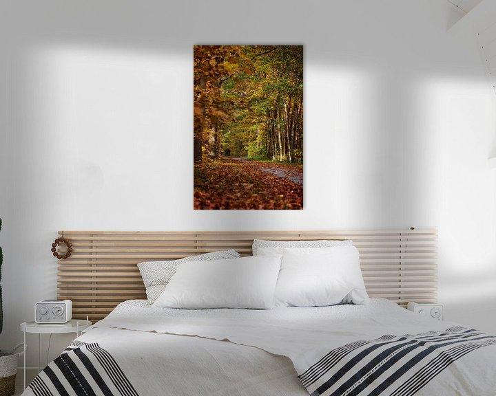 Sfeerimpressie: Herfst van Elly Damen