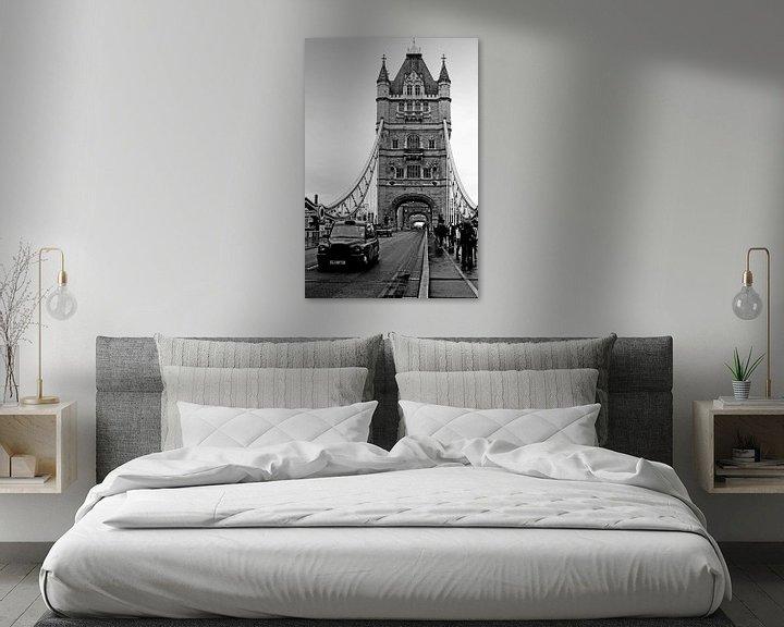 Sfeerimpressie: London ... Tower Bridge II van Meleah Fotografie