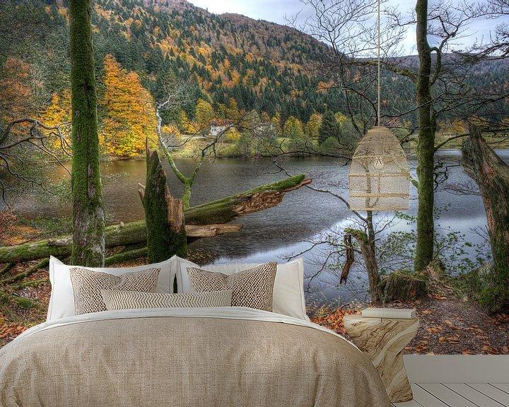 Sfeerimpressie behang: Vosges van Wim Slootweg