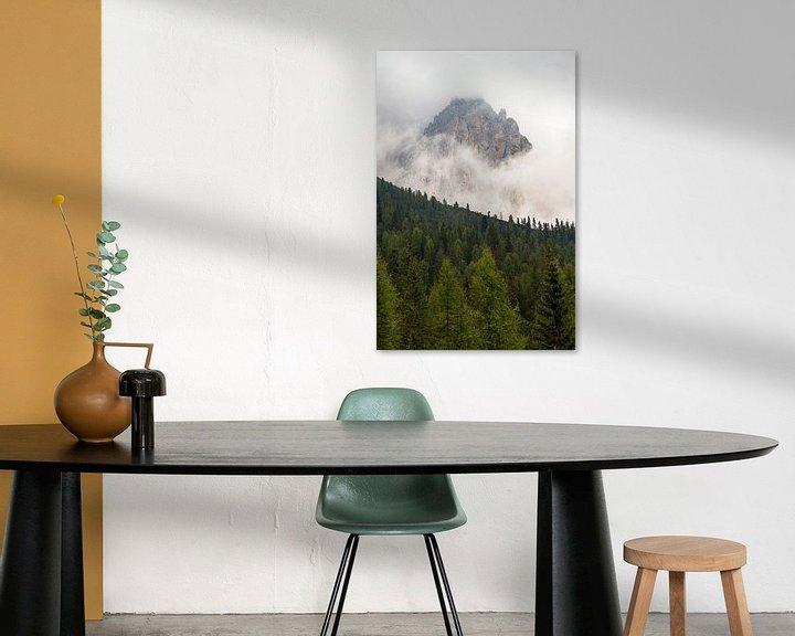 Sfeerimpressie: Bergtop van Wim Slootweg