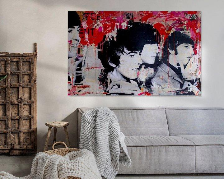 Sfeerimpressie: All we need is love van Michiel Folkers