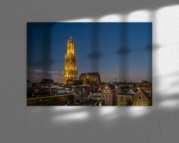 Utrecht - The Enlightened tour du Dom sur Thomas van Galen