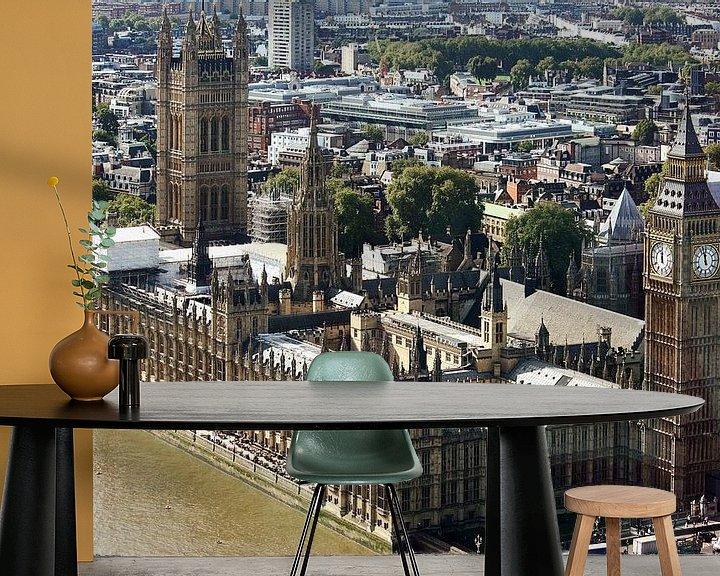 Beispiel fototapete: London ... Westminster & Big Ben II von Meleah Fotografie