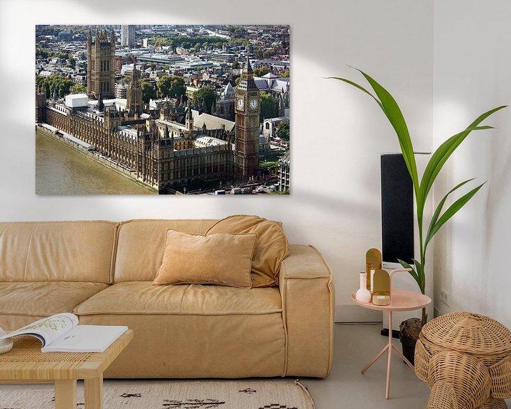 Beispiel: London ... Westminster & Big Ben II von Meleah Fotografie