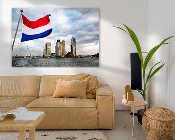 Rotterdam - Hafen von Europa von Jan Sportel Photography