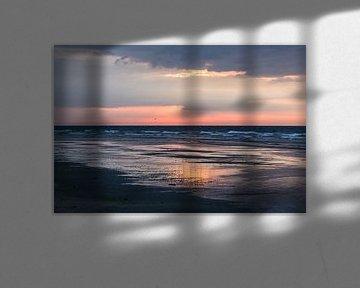 sunset Terschelling