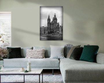 Basiliek van de Heilige Nicolaas (Amsterdam) von Harrie Eickenboom