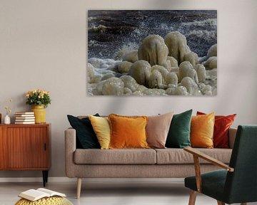 Natuurlijke Ijssculpturen van Hans Stuurman