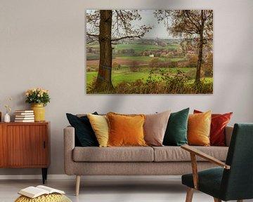 Zuid-Limburg in herfstkleuren