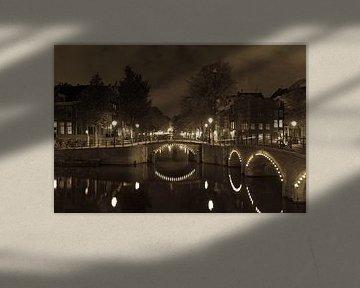 Grachtengordel Amsterdam, Reguliersgracht von GoWildGoNaturepictures