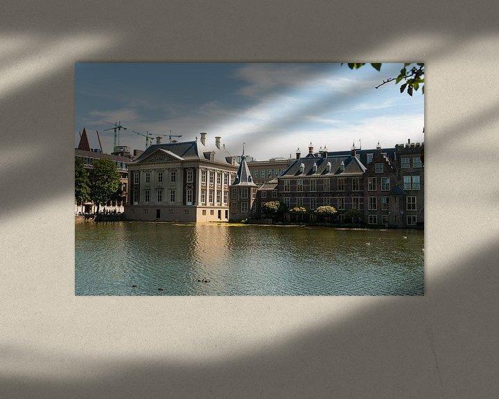 Sfeerimpressie: Den Haag van Brian Morgan
