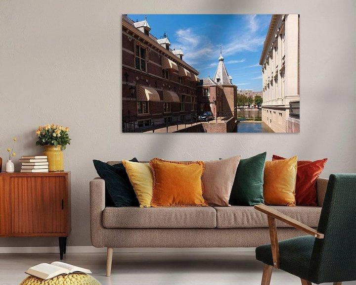 Sfeerimpressie: Den Haag torentje van Brian Morgan