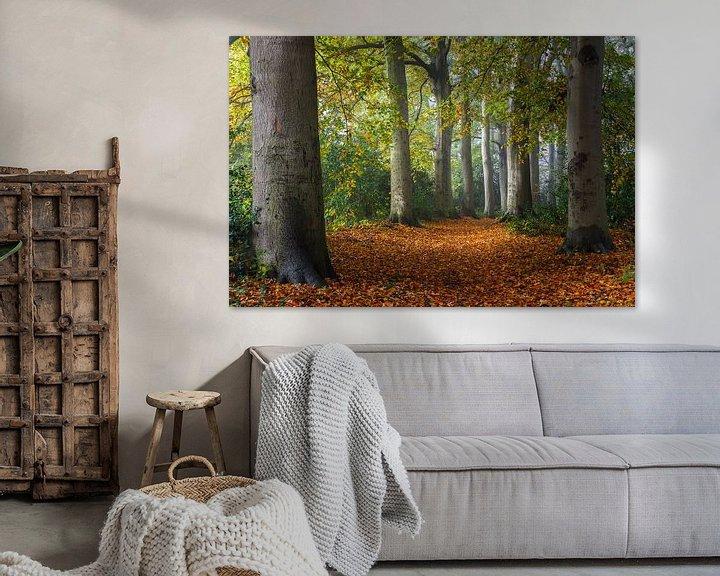 Sfeerimpressie: Herfst van Pim Leijen