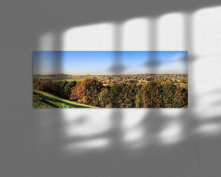 Sfeerimpressie: Uitzicht Jekerdal & Apostelhoeve Maastricht van Capture the Light