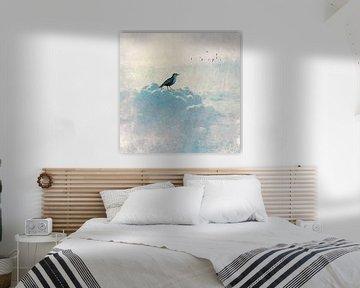 HEAVENLY BIRD I-Q van Pia Schneider