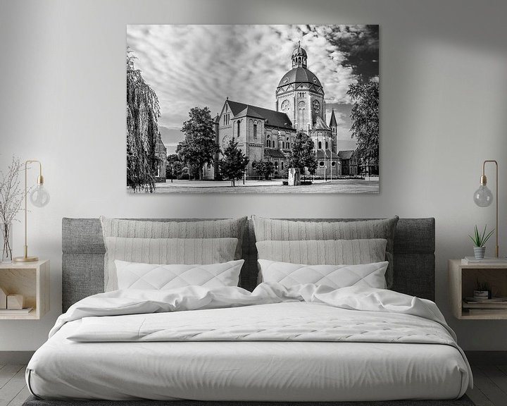 Sfeerimpressie: Sint Bavo Kerk van Thomas van der Willik