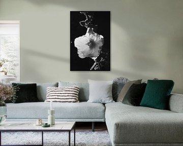 Malva bloem van Marianna Pobedimova