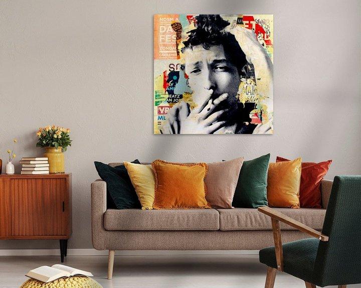 Sfeerimpressie: Bob Dylan van Michiel Folkers