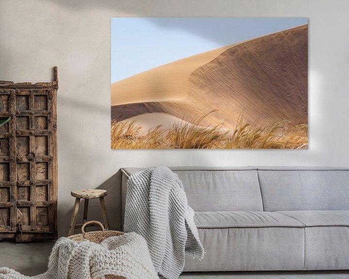 Beispiel: Sanddüne  von Katrin Engl