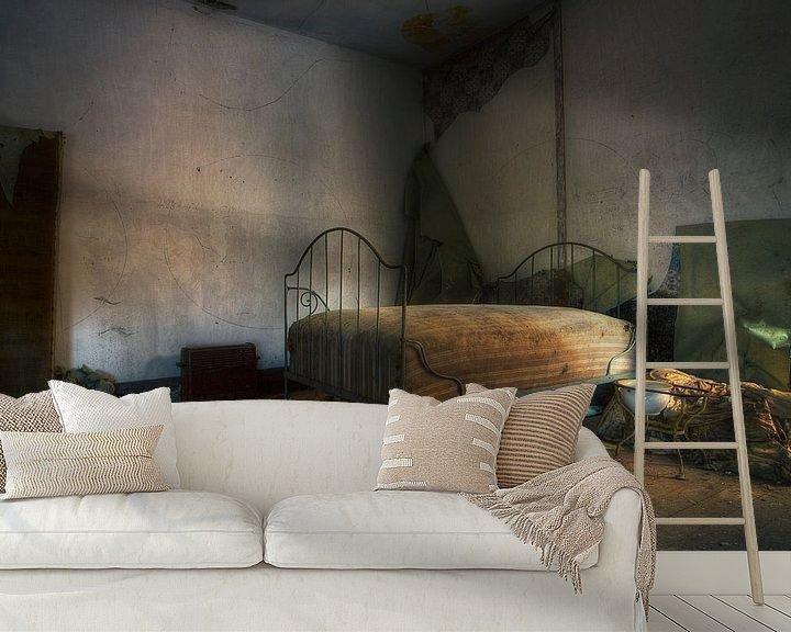 Beispiel fototapete: Het zolderkamertje von Truus Nijland