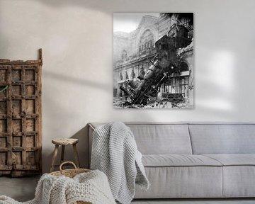 Trainwreck von Didden Art