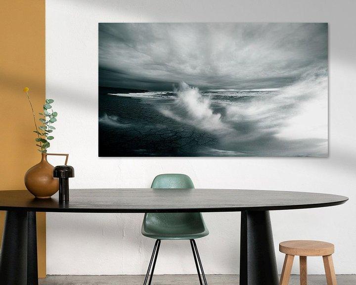 Sfeerimpressie: Oceaan van Didden Art