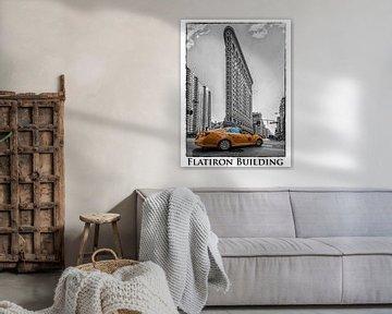 Flatiron Building New York von Carina Buchspies