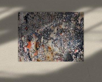 Urban Abstract 244 van MoArt (Maurice Heuts)