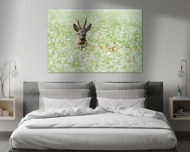 Sfeerimpressie: Verstopt in de bloemmetjes van Ina Hendriks-Schaafsma