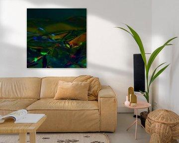 abstract landschap f