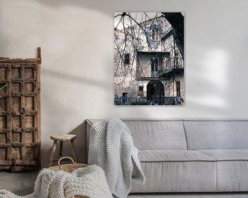 Verlaten herinneringen van de herfst, van Christine Nöhmeier