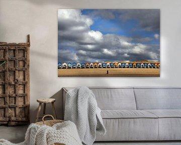 Strandgäste von Sonja Pixels
