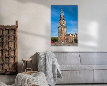 Martinitoren te Groningen van Anton de Zeeuw
