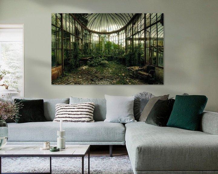 Sfeerimpressie: A Second Nature van Daan Feenstra