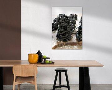 Pasta nero van Liesbeth Govers voor omdewest.com
