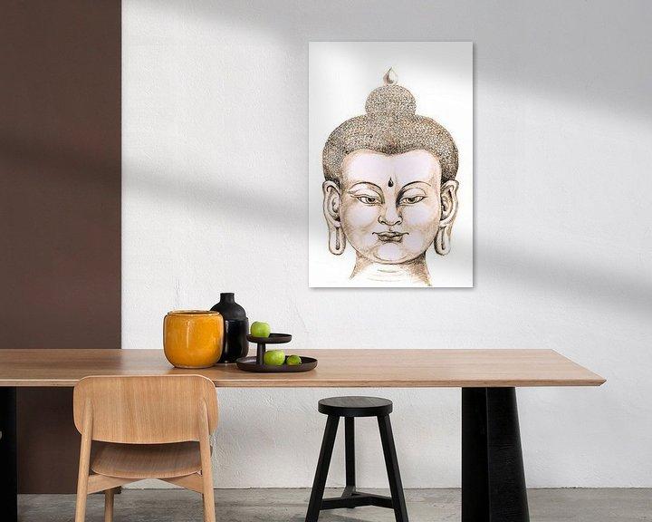 Beispiel: Boeddha von Sasha Butter-van Grootveld