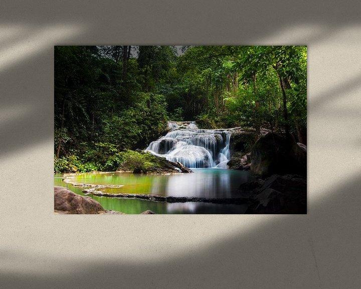 Impression: Erawan National Park (Thailand) sur Giovanni della Primavera
