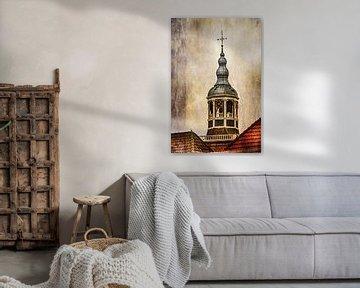 Grote kerk Almelo van Freddy Hoevers