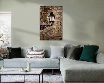 Lampe von Iris Heuer