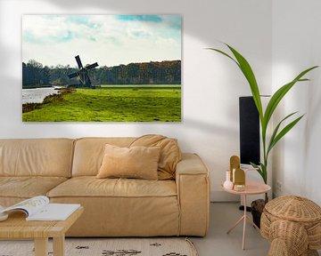 Hollands landschap von Natascha Boon