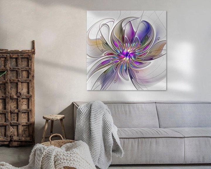 Sfeerimpressie: Energetic van gabiw Art