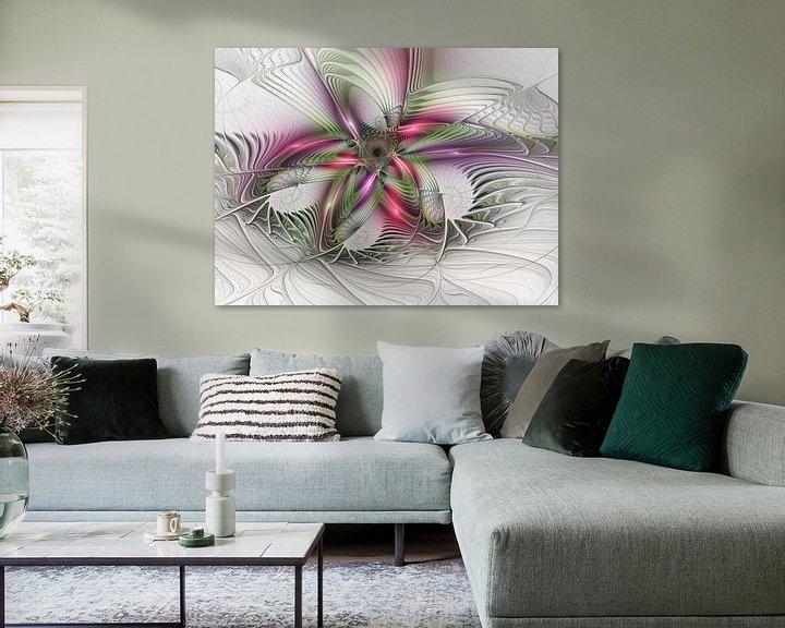 Beispiel: Abstrakte Fantasie von gabiw Art